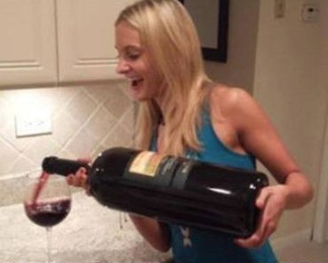 red-wine-drinking-weight-loss