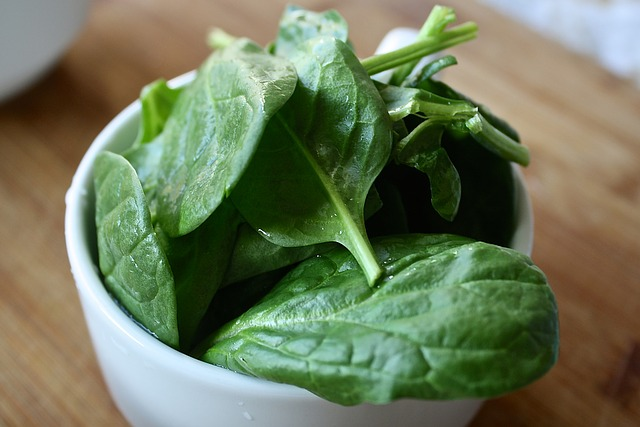foods-that-burn-fat-spinach