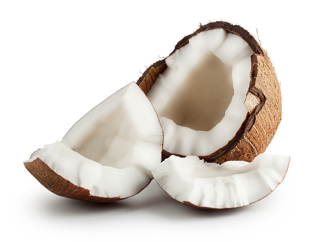 fat-burning-fruits-coconut