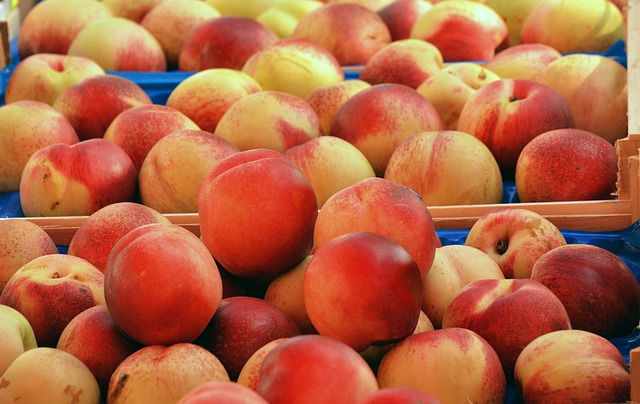 fat-burning-fruits-peaches
