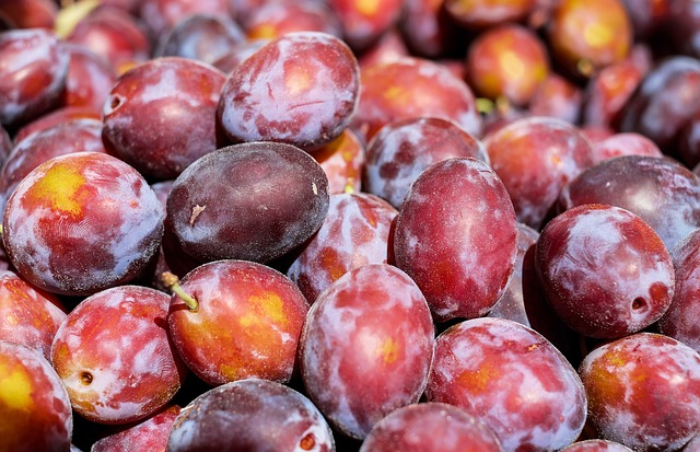 fat-burning-fruits-plums