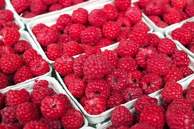 fat-burning-fruits-raspberry