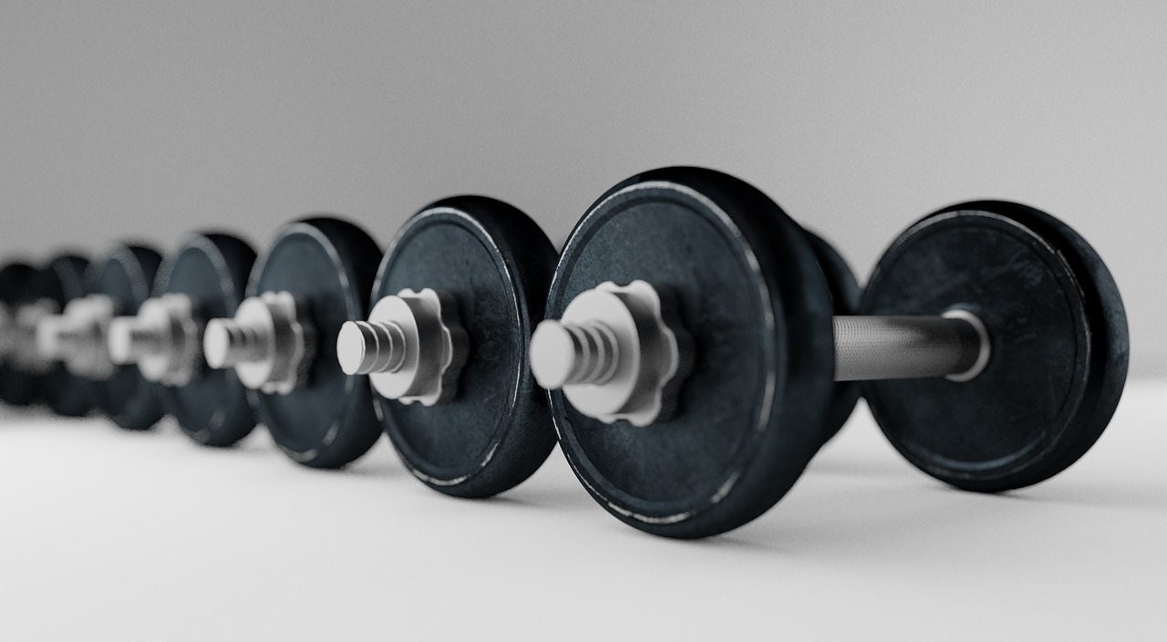 Why Dumbells are a Fat Burning Must-Have