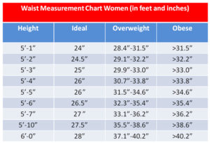 ideal-waist-measurement-chart-women