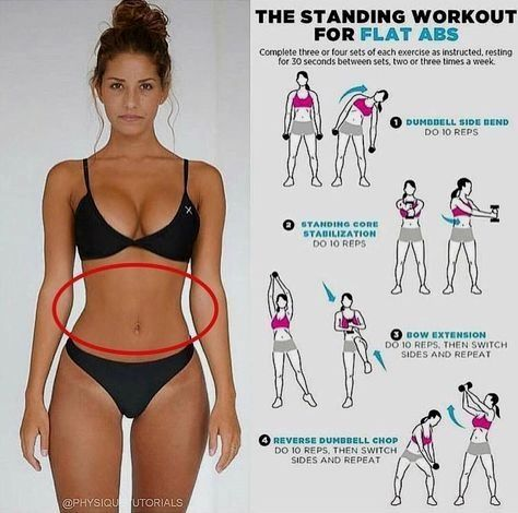 standing-flat-abs-workout