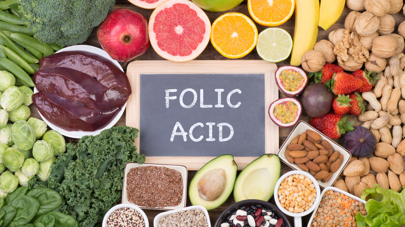 Know Your Vitamins And Minerals - Folic Acid » Flat Belly ...