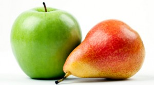 Fat melting foods - apples-pears