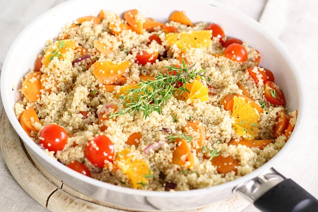 fat-burning-foods-quinoa