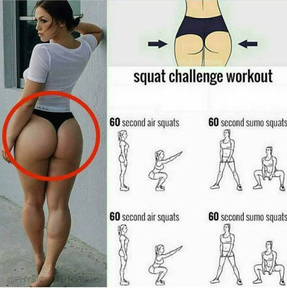 squat-challenge-workout
