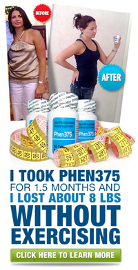 Lose weight quickly and safely with Phen375