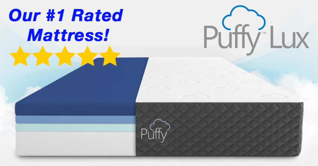 best-rated-mattress-puffy-lux