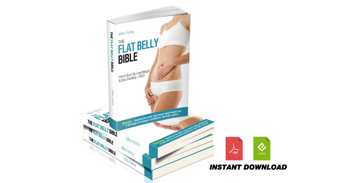 download your copy of the flat belly bible instantly